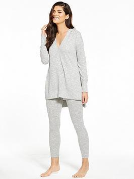 v-by-very-longline-split-side-hooded-top-and-legging-set