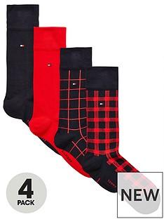 tommy-hilfiger-4pk-sock