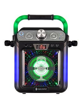 singing-machine-sml682btbk-bluetooth-cdg-tablet-karaoke-machine