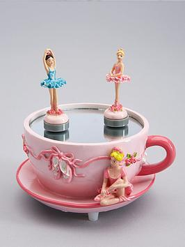 gisela-graham-tea-cup-with-spinning-ballerinas-music-box