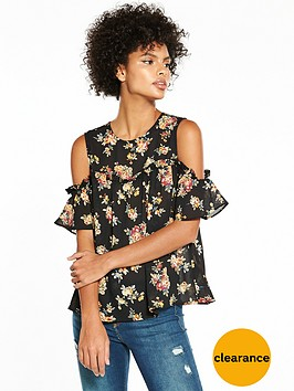 v-by-very-cold-shoulder-ruffle-blouse