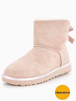 Ugg Boots Bailey Bow Amazon