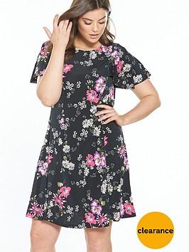 v-by-very-curve-cape-sleeve-jersey-tea-dress