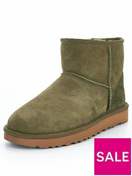 ugg-classic-mini-ii-boot-green