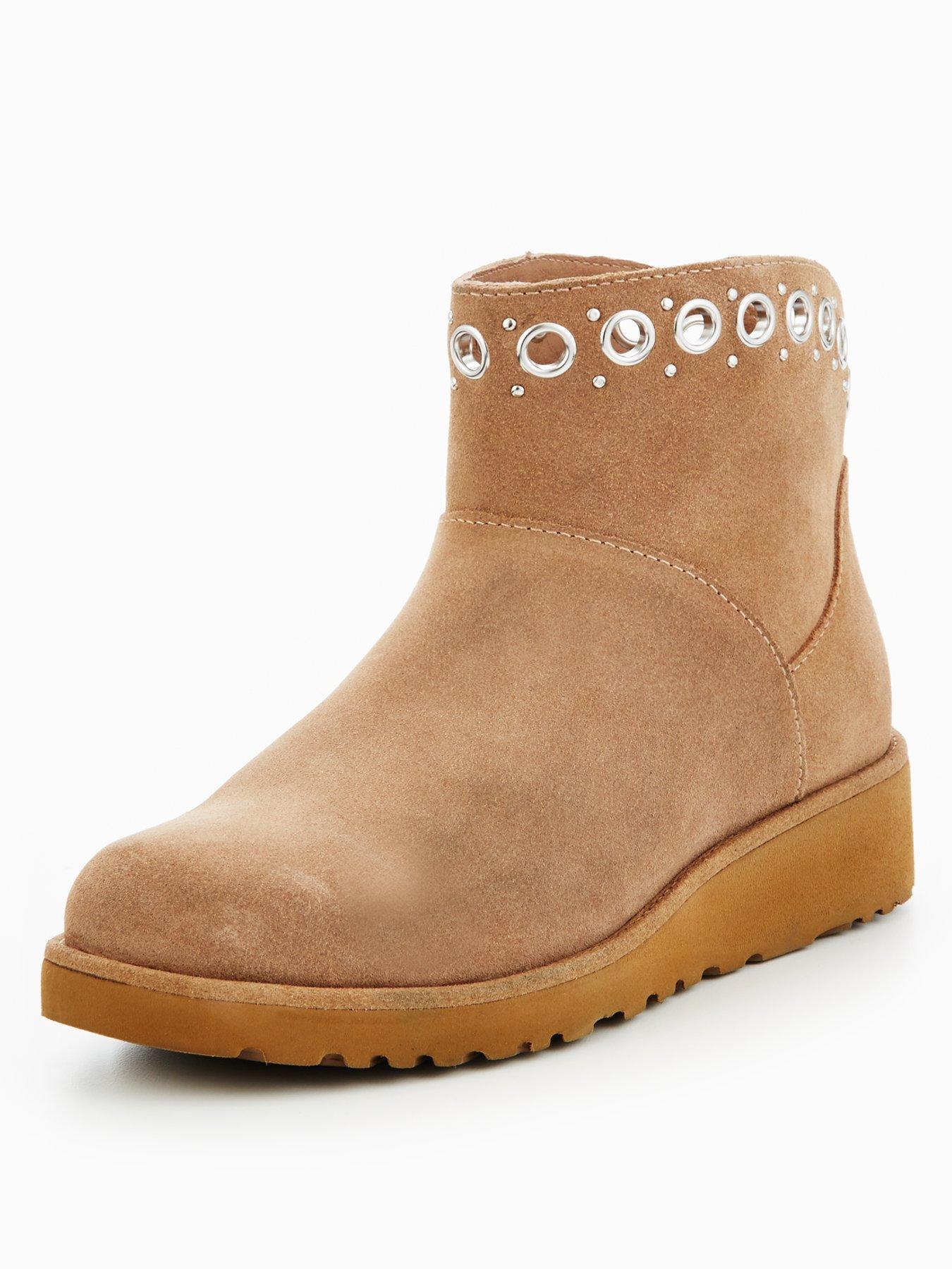 UGG Riley Eyelet Ankle Boot