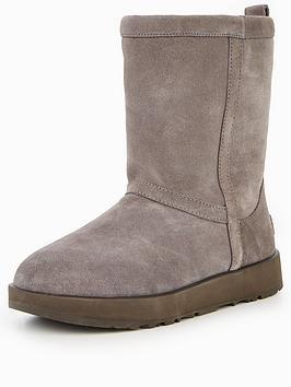 ugg-classic-short-waterproof-boot-greynbsp