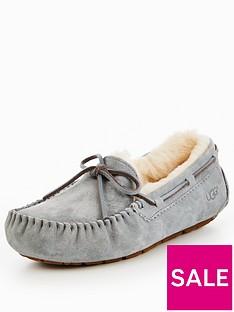 ugg-dakota-metallic-slipper-greynbsp