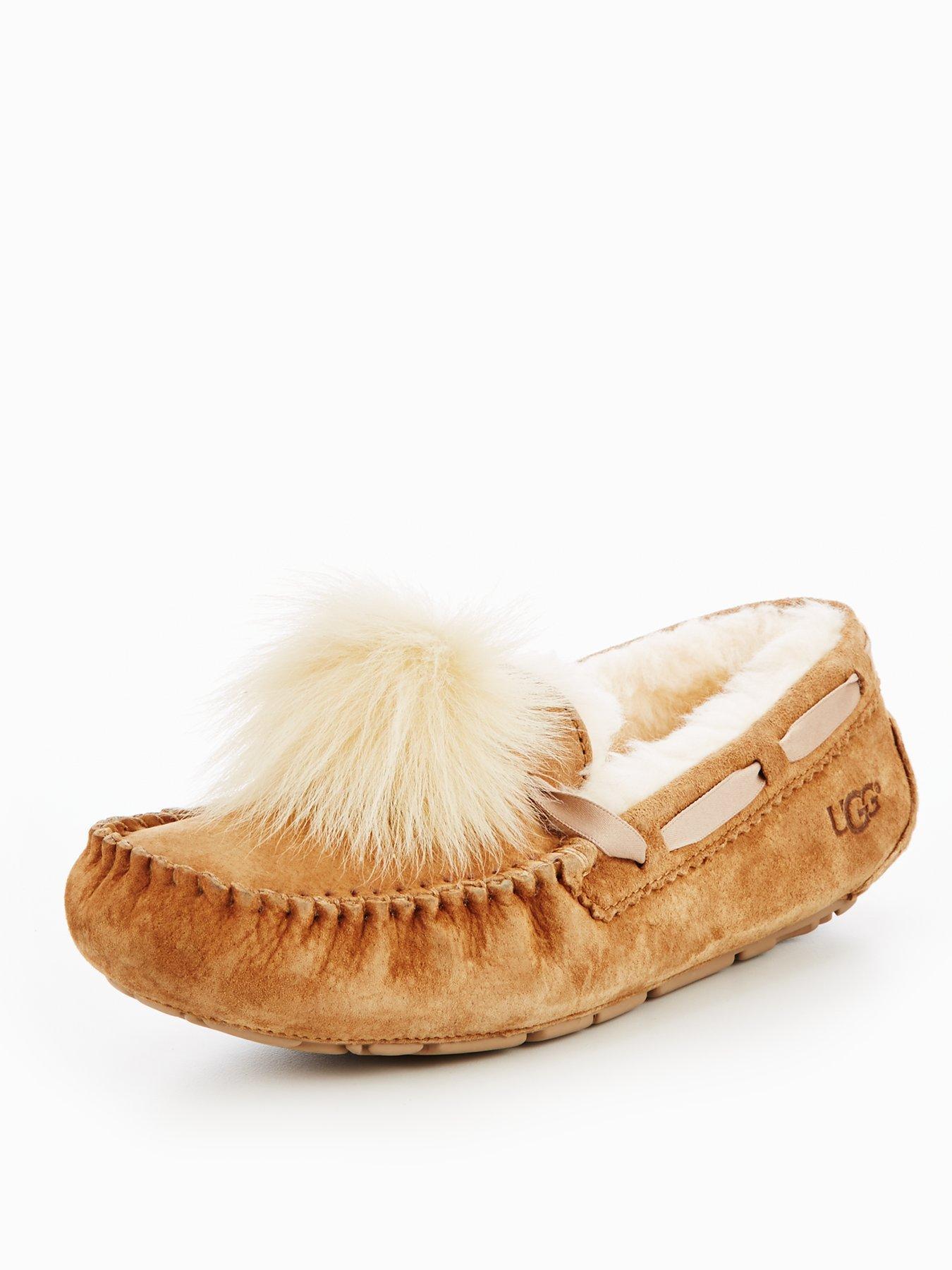 UGG Dakota Pom Pom Slipper 1600194448 Women's Shoes UGG Slippers