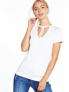 v-by-very-eyelet-choker-t-shirt-white