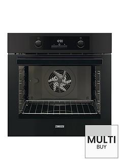 zanussi-zoa35972bk-60cm-built-in-single-oven