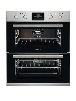 Zanussi Zof35802Xk Built-Under Double Electric Oven Review thumbnail