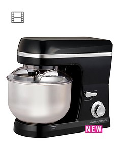 morphy-richards-accents-stand-mixer-black