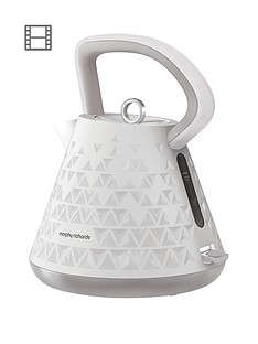 morphy-richards-prism-kettle-white