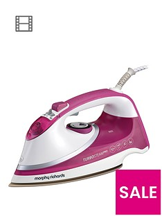 morphy-richards-turbosteam-pro-steam-iron