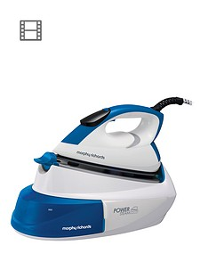 morphy-richards-power-steam-iron