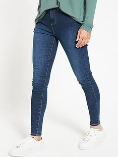 v-by-very-florence-high-rise-skinny-jeans-blue