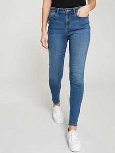 v-by-very-short-denni-mid-rise-skinny