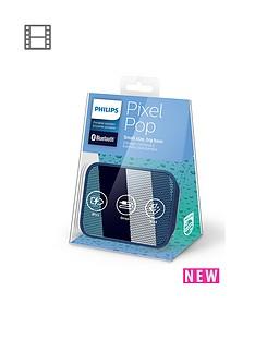 philips-splash-proof-wireless-portable-bluetooth-speaker-blue