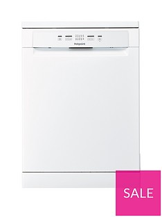 hotpoint-hfc2b19nbsp13-place-full-size-dishwasher-with-quick-wash-white
