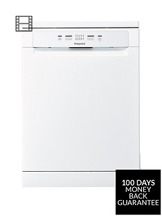 hotpoint-hfc2b26cnuk-full-size-14-place-dishwasher-with-quick-wash-white