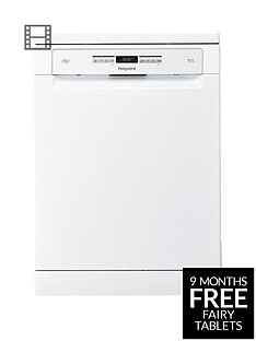 hotpoint-ultima-hfo3p23wlnbsp15-place-full-size-dishwasher-white
