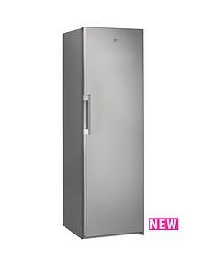 indesit-si61s-60cmnbsptall-fridge-silver
