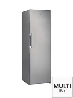 indesit-si61s-60cmnbsptall-fridge-silver
