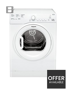 hotpoint-aquaruis-tvfs73bgp9-7kg-vented-sensor-tumble-dryer-white