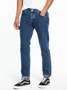 Boyton Regular Tapered Selvedge Jeans