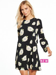 v-by-very-jersey-printed-swing-dress