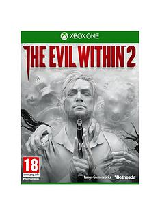 microsoft-the-evil-within-2-xbox-one
