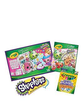 crayola-shopkins-stationary-bundle