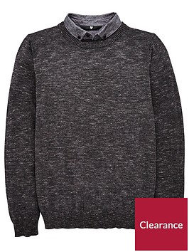 v-by-very-knit-jumper-and-mock-shirt