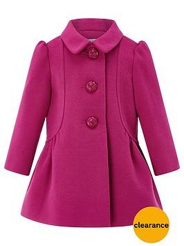 monsoon-baby-hannah-hot-pink-coat