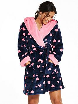 v-by-very-supersoft-heart-print-robe