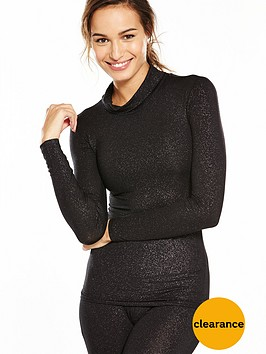 v-by-very-long-sleeve-thermal-roll-neck-black