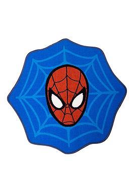 marvel-ultimate-spiderman-abstract-web-rug
