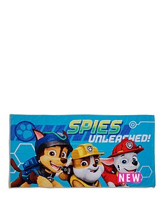 paw-patrol-spy-towel