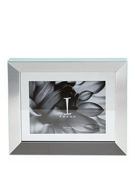 green-amp-silver-photo-frame