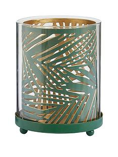 amazonia-small-green-palm-tea-light-holder