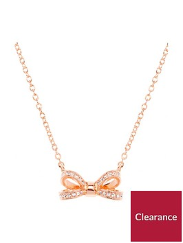 ted-baker-mini-opulent-pave-bow-pendant-rose-gold