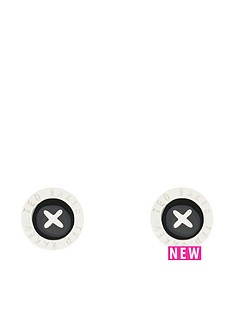 ted-baker-enamel-mini-button-earring