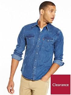 levis-barstow-western-stretch-denim-shirt