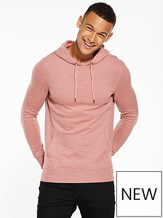 river-island-muscle-hooded-top