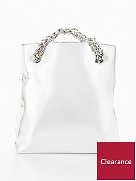 kendall-kylie-kendall-amp-kylie-chain-detail-clutch-bag