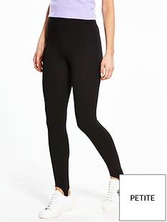 miss-selfridge-petite-stirrup-leggings