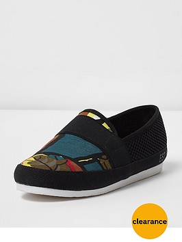 river-island-boys-slip-on-mesh-loafer