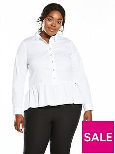 v-by-very-curve-peplum-shirt-white