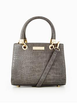 carvela-holly-mini-croc-tote-bag