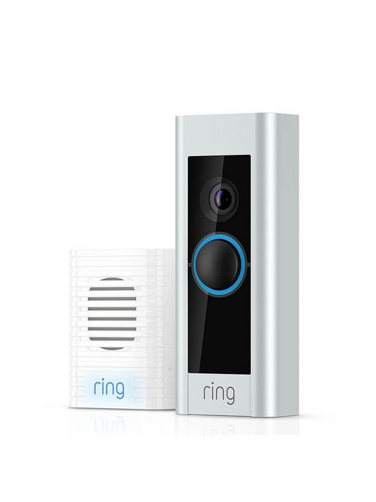 install ring doorbell pro without existing doorbell